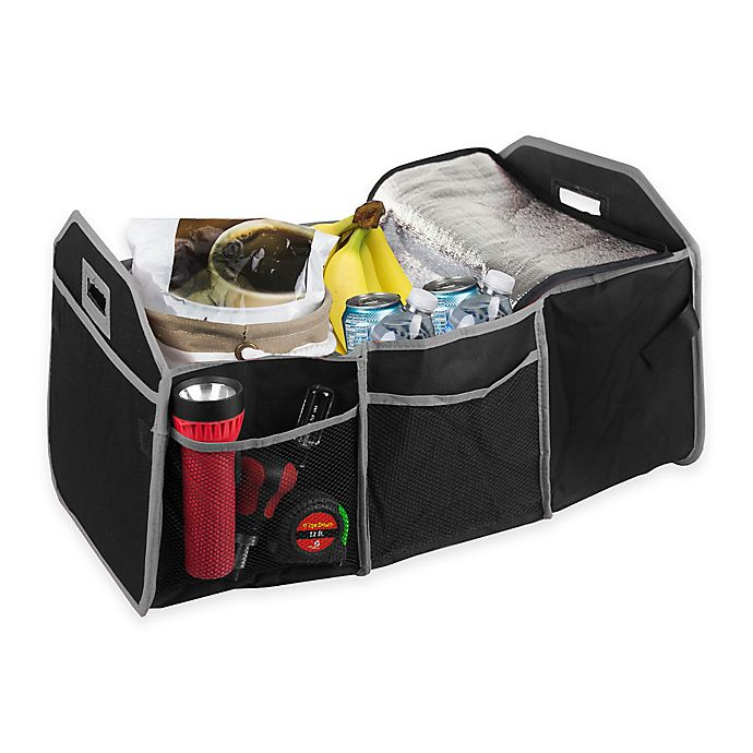 Alternate image 1 for Trunk Organizer with Removable Cooler