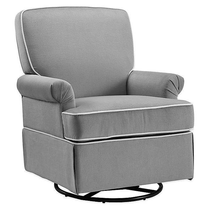 Superb Bebe Confort Barcelona Swivel Glider In Graphite Grey Creativecarmelina Interior Chair Design Creativecarmelinacom