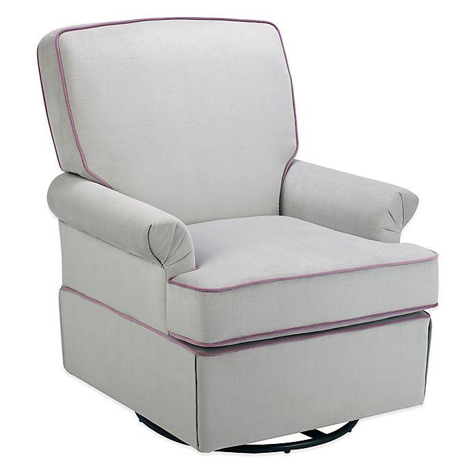 Astonishing Bebe Confort Barcelona Swivel Glider In Grey Bed Bath Creativecarmelina Interior Chair Design Creativecarmelinacom