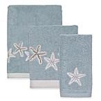 Avanti Sequin Shells Mineral Bath Towel
