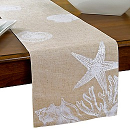 Shore Shells Table Runner