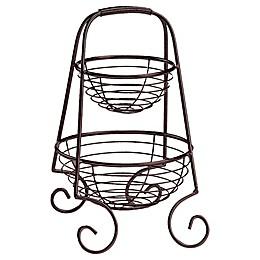 Mesa A-Line 2-Tier Countertop Basket