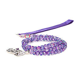 Fabuleash Fireball Beaded Dog Leash