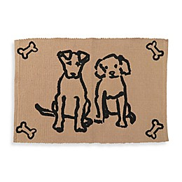 Park B. Smith Dog Friends Pet Mat