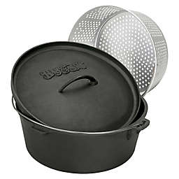 Bayou Classic® Cast Iron Dutch Oven with Lid