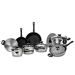 BergHOFF® Cook & Co. 14-Piece Cookware Set