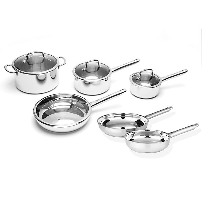 Alternate image 1 for BergHOFF® Boreal 10-Piece Cookware Set