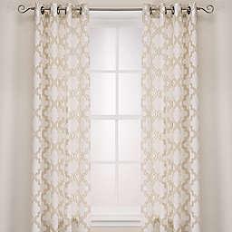 Admiral Penby Grommet Window Curtain Panels