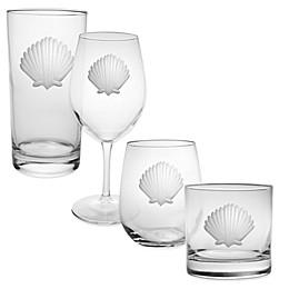 Rolf Glass Seashell Wine & Bar Collection