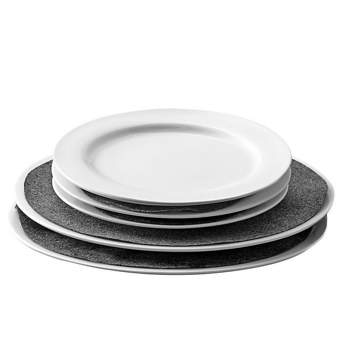 Alternate image 1 for .ORG 48-Piece Plate Separators in Grey