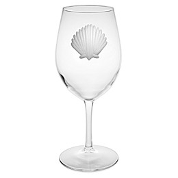 Rolf Glass Seashell All Purpose Wine Glass