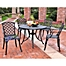 Part of the Crosley 5-Piece Sedona 41-Inch Round Outdoor Dining Set