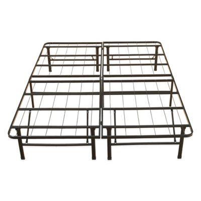 E Rest Metal Platform Bed Frame Bed Bath Amp Beyond