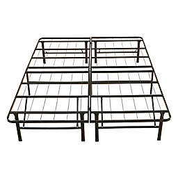 E-Rest Metal Platform Bed Frame