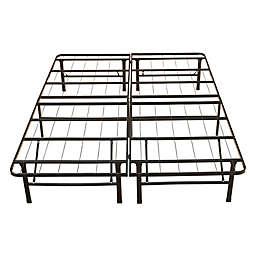 E-Rest King Metal Platform Bed Frame