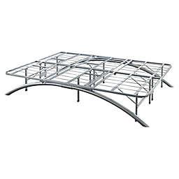 E-Rest Arch Metal Platform Bed Frame