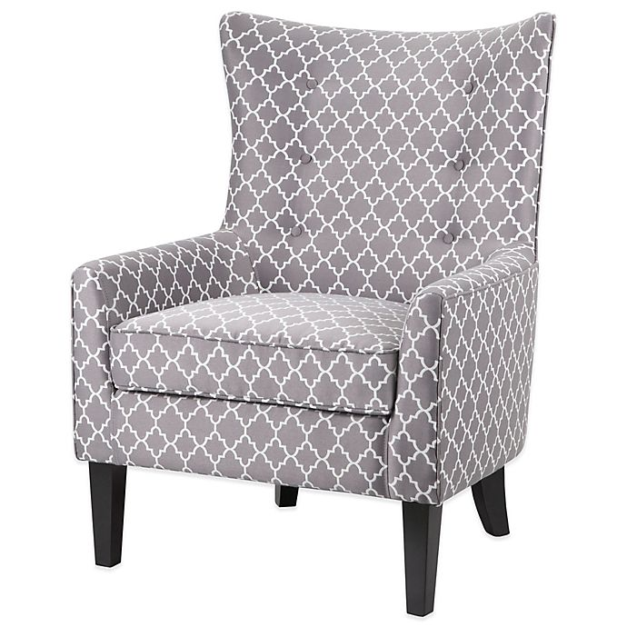 Alternate image 1 for Madison Park Shelter Wing Chair