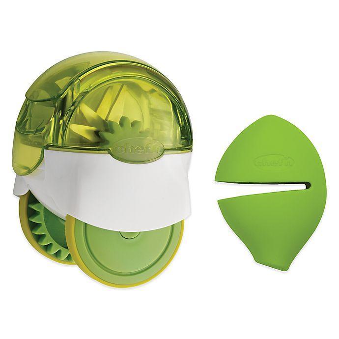Alternate image 1 for Chef'n® GarlicZoom® Garlic Chopper and Peeler Set