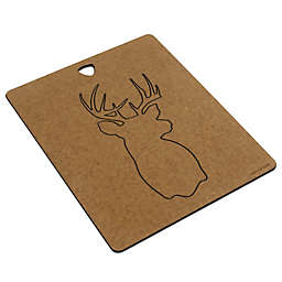 Epicurean® 11-Inch x 14-Inch Buck Etchings Cutting Board
