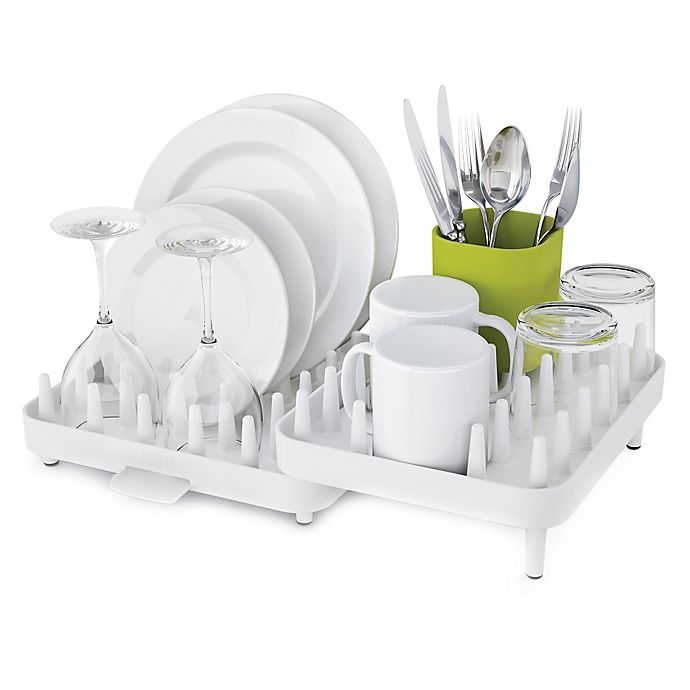 8f9c7374a287 Joseph Joseph® Connect Modular Dish Rack | Bed Bath & Beyond