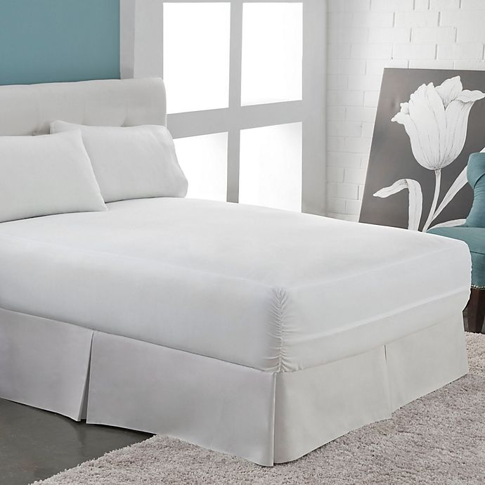 Alternate image 1 for Therapedic Aller-Free® Six-Sided Queen Mattress Encasement