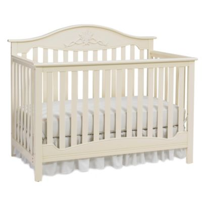 Fisher Price 174 Mia 4 In 1 Convertible Crib In Sugar Cookie