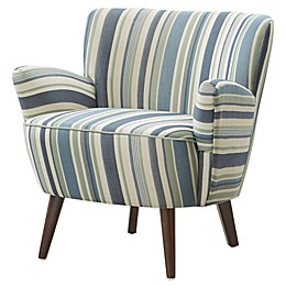 Madison Park Multi-Stripe Sophie Chair