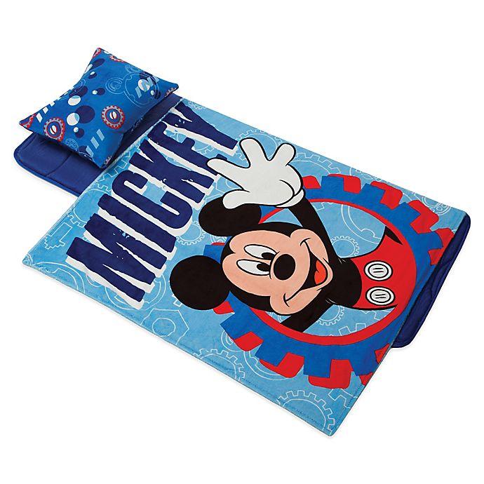 Disney 174 Aquatopia 174 Mickey Mouse Deluxe Memory Foam Nap Mat