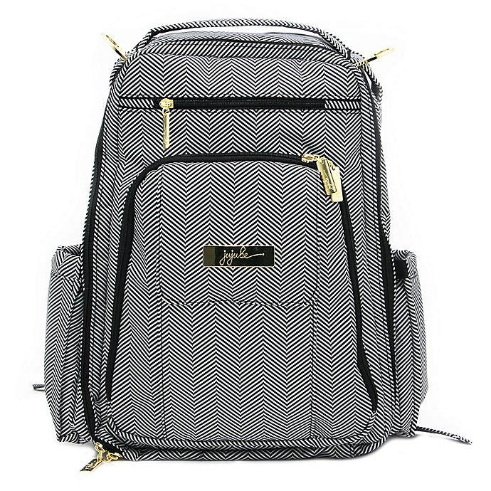 Alternate image 1 for Ju-Ju-Be® Be Right Back Backpack Style Diaper Bag in Queen of the Nile