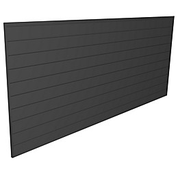 Proslat 8-Foot x 4-Foot Wall Panel Kit in Black