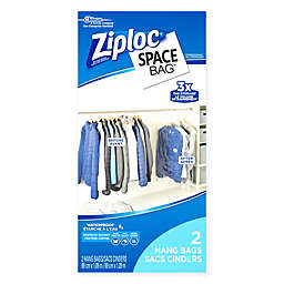 Ziploc® Space Bag® 2-Pack Vacuum Seal Hanging Bag