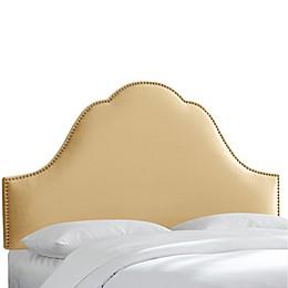 Skyline Furniture Arch Nail Button Headboard