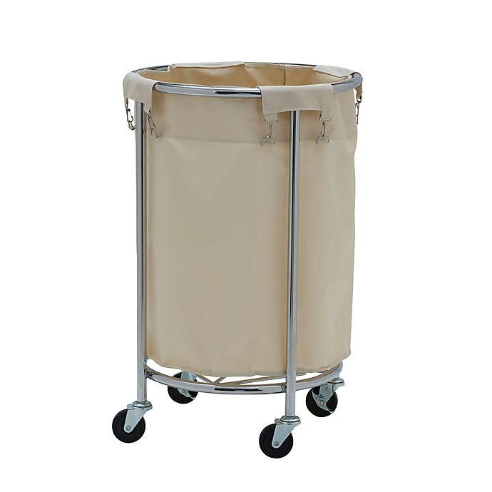 Alternate image 1 for Household Essentials® Commercial Laundry Hamper