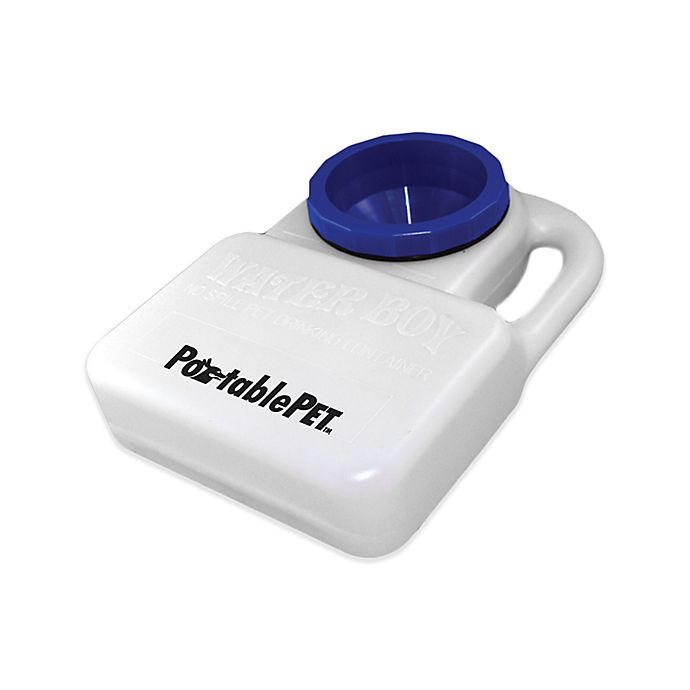 Alternate image 1 for PortablePET® WaterBoy Travel Water Container