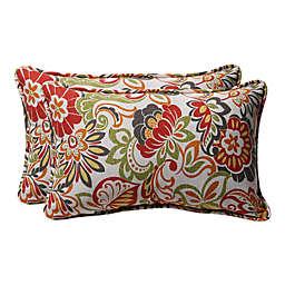 Zoe Oblong Throw Pillow (Set of 2)