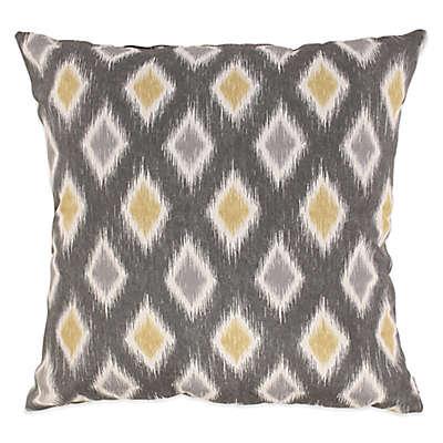 Rodrigo 23-Inch Floor Pillow in Graphite