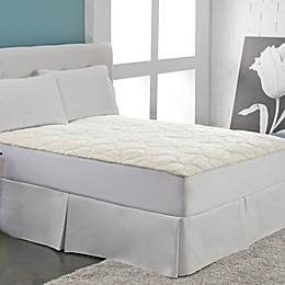 Therapedic Cotton Fleece Mattress Pad