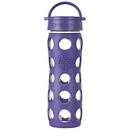 Lifefactory® Glass Water Bottle with Classic Cap
