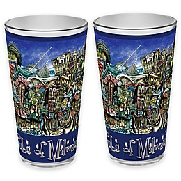 pubsOf. Milwaukee, Wisconsin (Set of 2)