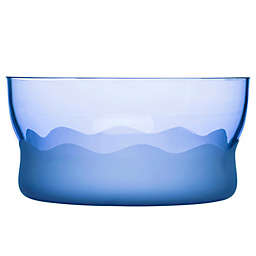 Sagaform® Wave Serving Bowl in Blue