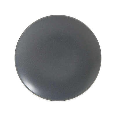 Gibson Paradiso Dessert Plate in Grey
