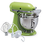 KitchenAid® Artisan® 5 qt. Stand Mixer in Green Apple