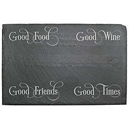 """Good Friends"" Slate Server"