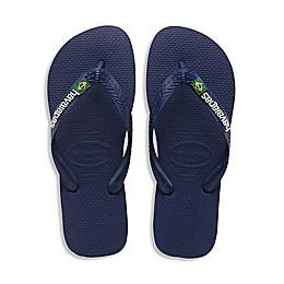 Havaianas® Brazil Men's Sandal in Navy Blue