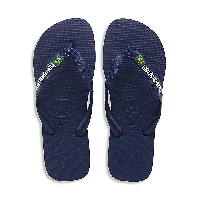 e01391be6 Havaianas® Brazil Men s Sandal in Navy Blue