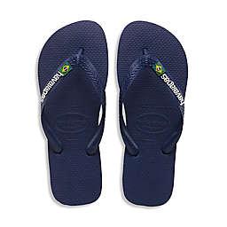 8be895d7bf8 Havaianas® Brazil Men's Sandal in Navy Blue