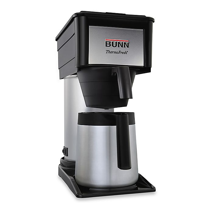 Alternate image 1 for Bunn® Velocity Brew™ BT 10-Cup Thermal Coffee Maker