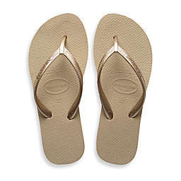 Havaianas® High Light Women's Sandal in Sand Grey