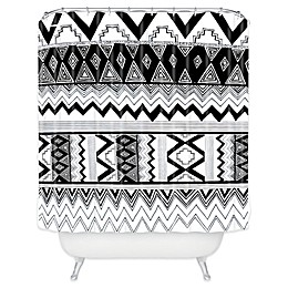 Deny Designs Kris Tate Wipil 3 Shower Curtain