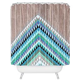Deny Designs Iveta Abolina High Tide Shower Curtain